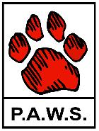 P.A.W.S. Logo