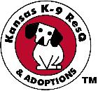 Kansas K-9 ResQ! Logo