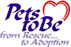 Pets to Be Logo