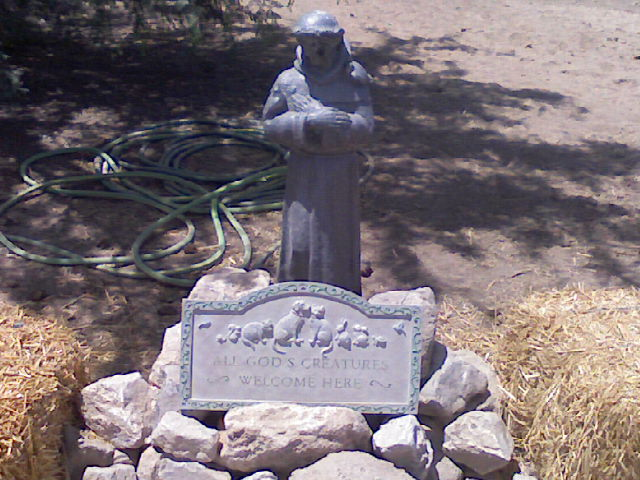 St. Francis at Shiloh