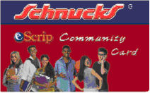 Schnucks eScrip Card Image