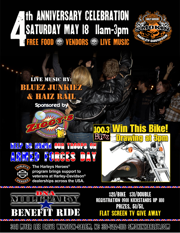 Harley Anniversary Celebration