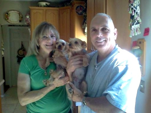 Lacy &amp; Windy New Family