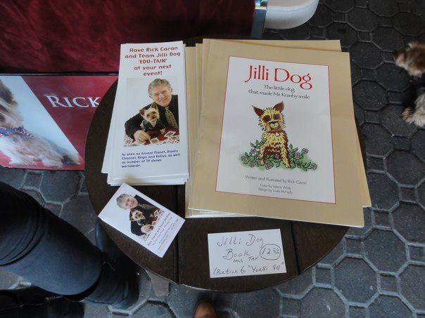 BBB2 Jilli Dog Book