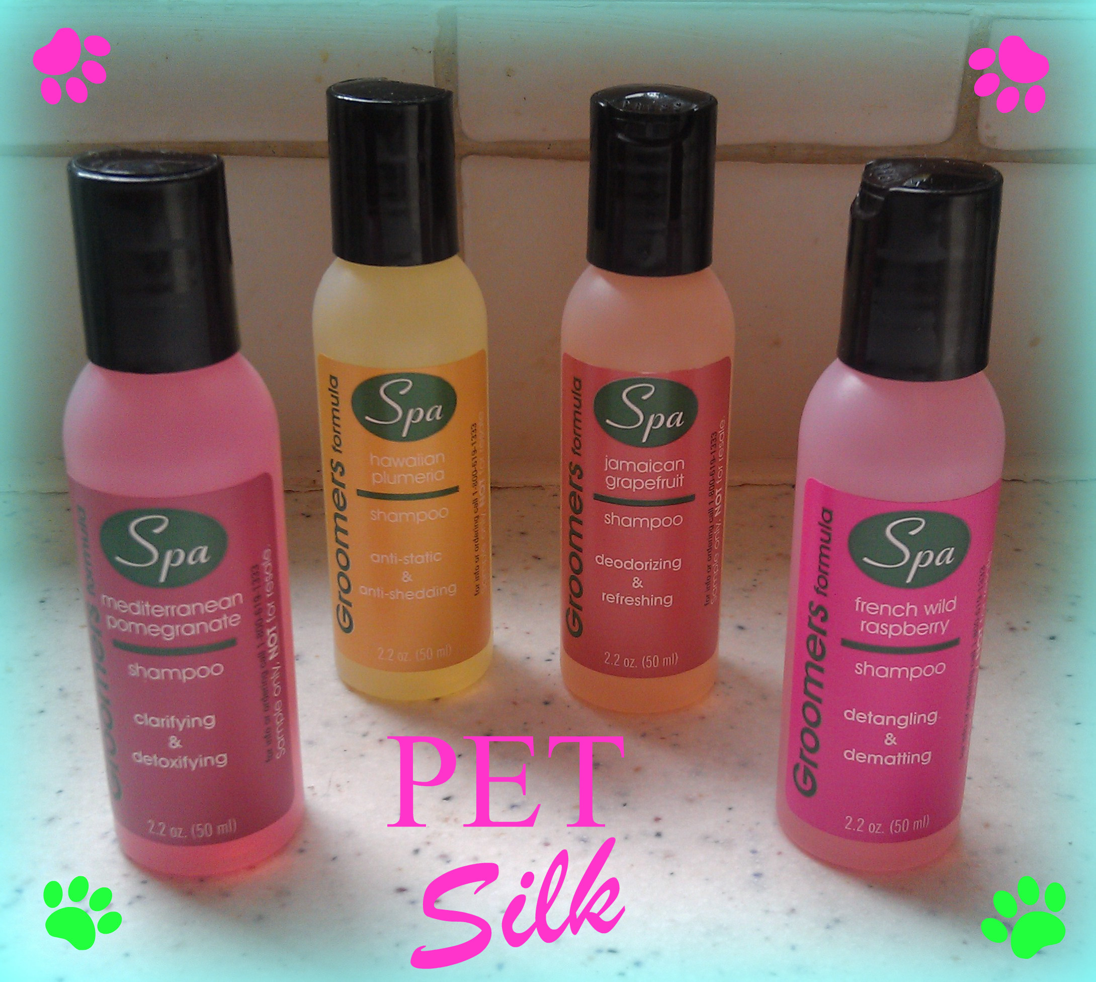 Pet Silk Promotion
