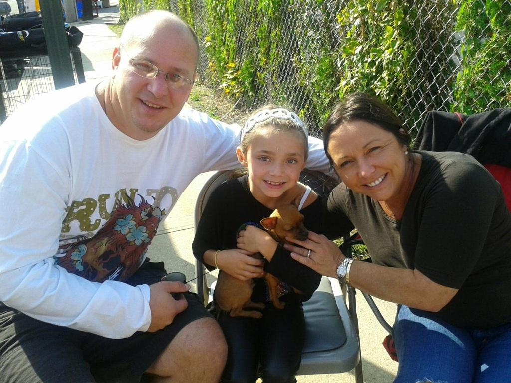 Bruiser's New Family