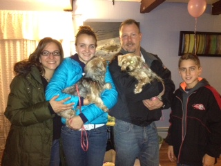 Cindi &amp; Mindy's New Family