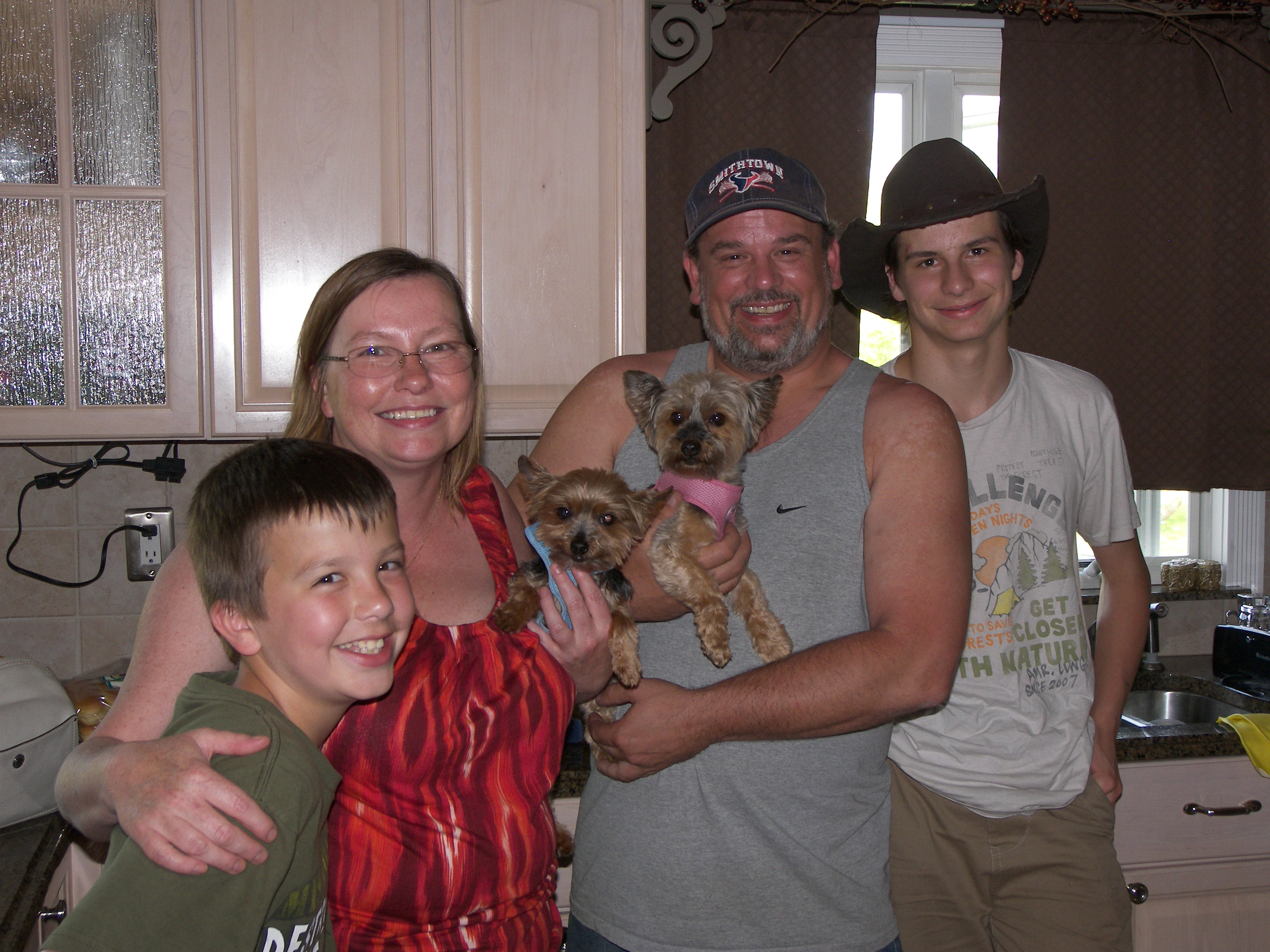 Rocky &amp; Chloe's New Family