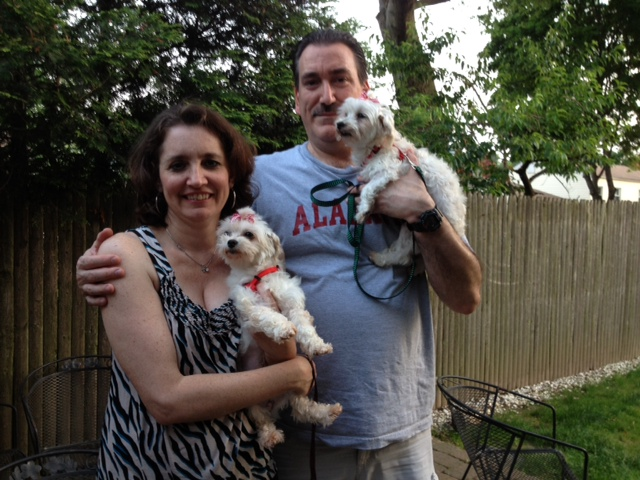 Melanie &amp; Phoebe's New Family