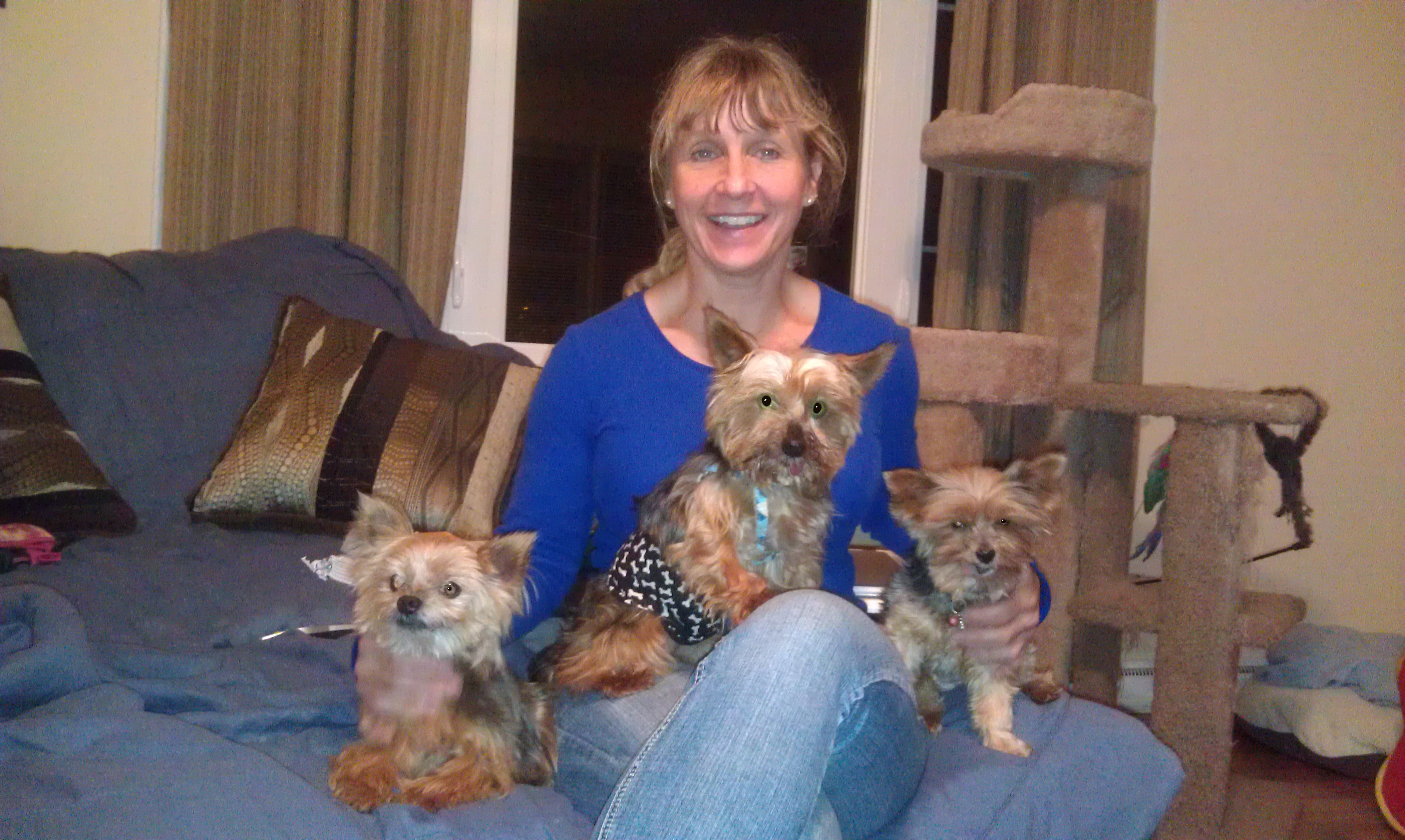 Dudley &amp; Holly (Dalia)'s New Family