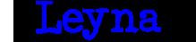 Leyna Text