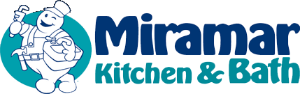 Web Image: Miramar Kitchen and Bath logo